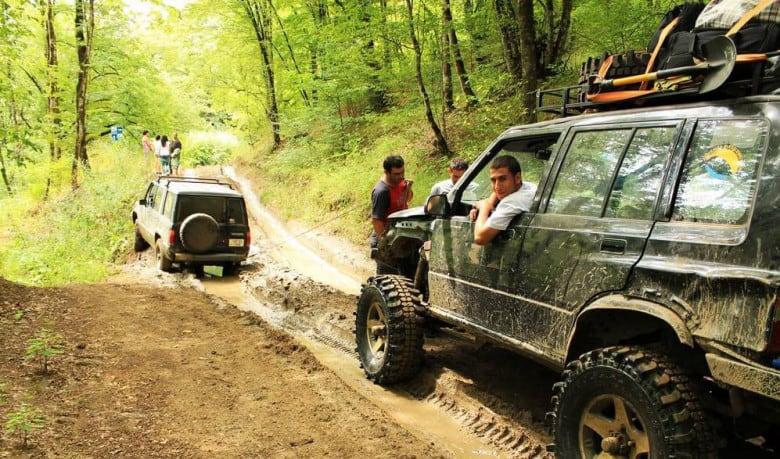 Внедорожные туры в Армении