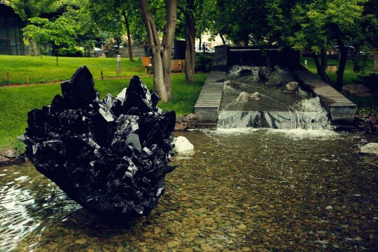 LeCoeurd'obsidienne(Обсидиановое сердце)