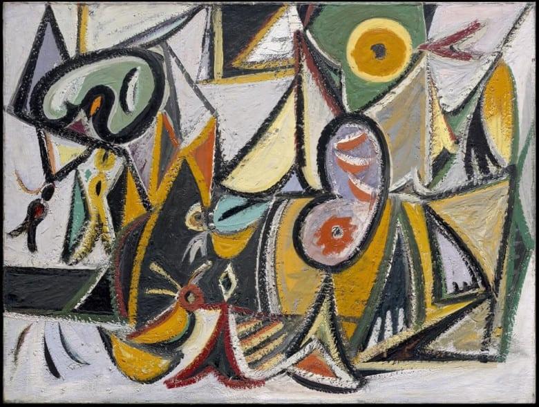 Arshile Gorky's art
