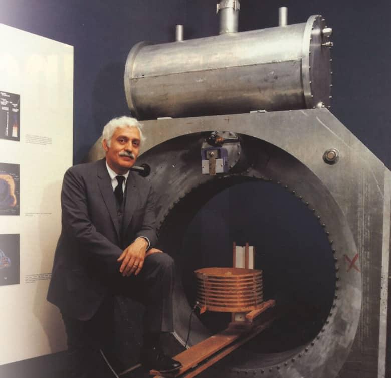 Inventor of MRI Raymond Damadian
