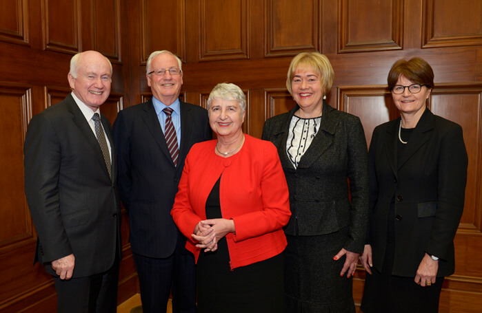 Supreme Court Judges of New Zealand