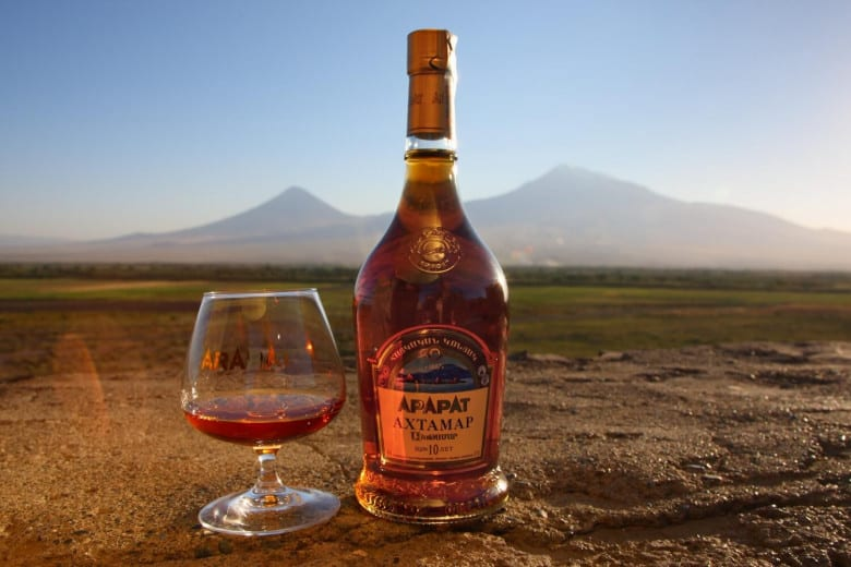The Armenian Brandy