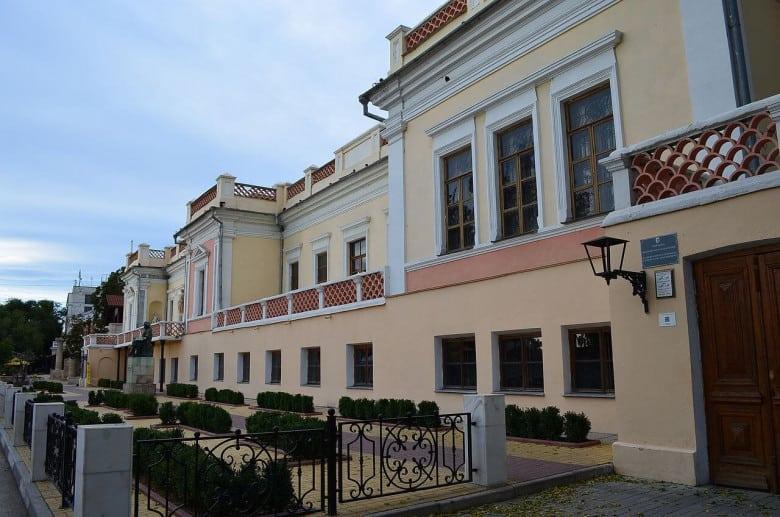 Ayvazovsky's House in Feodosiya, Crimea