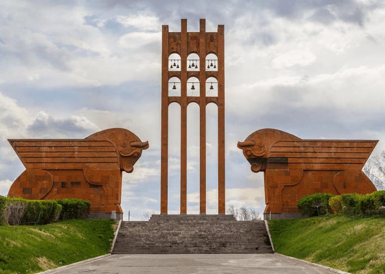 The Sardarapat Memorial