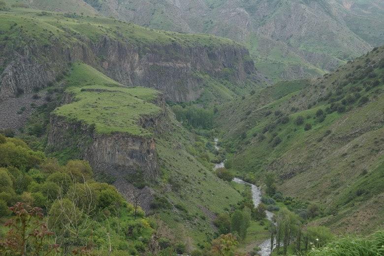 Khosrov Forest Reserve