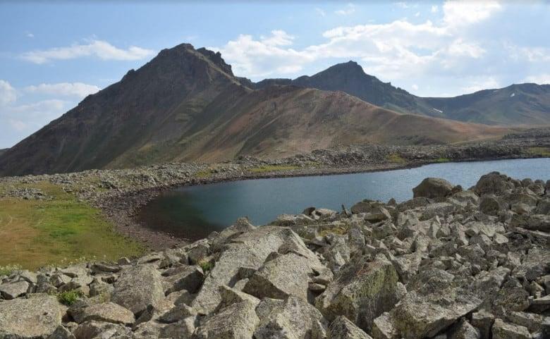 Ughtasar Mountain