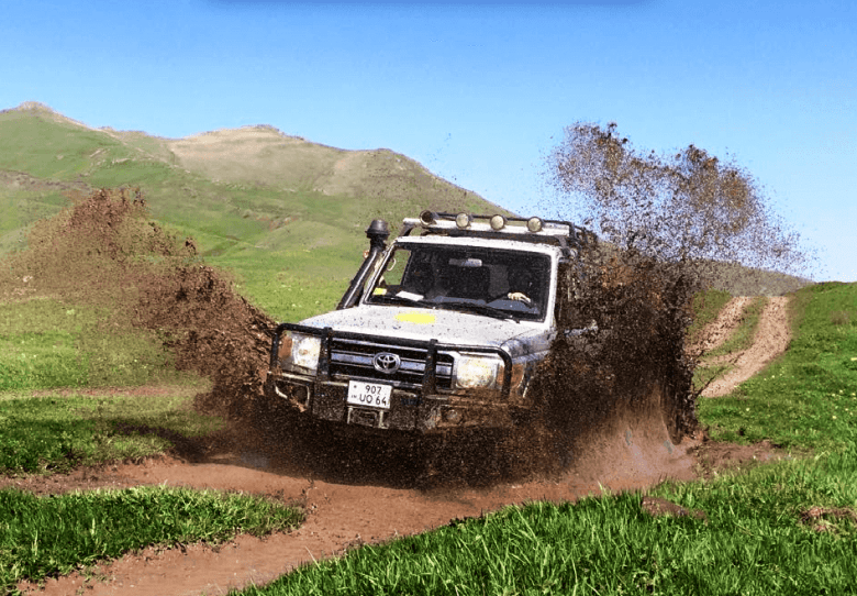 Off-Road in Armenia