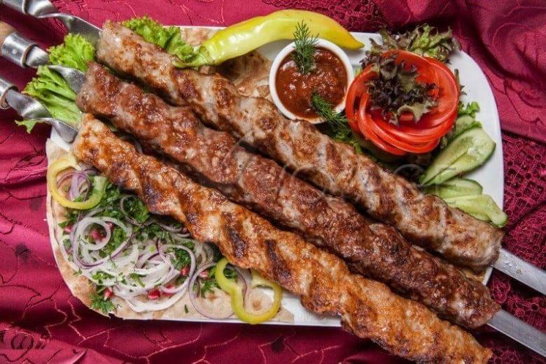 Armenian Qyabab