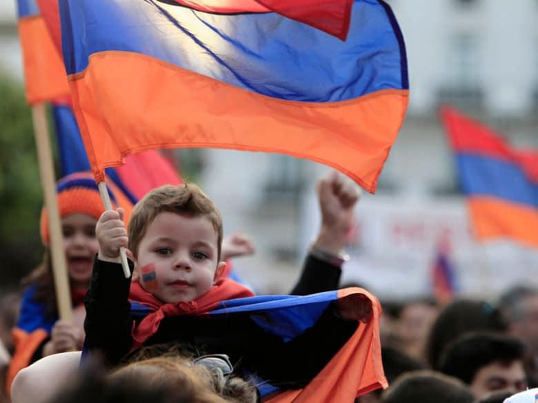 The customs in Armenia
