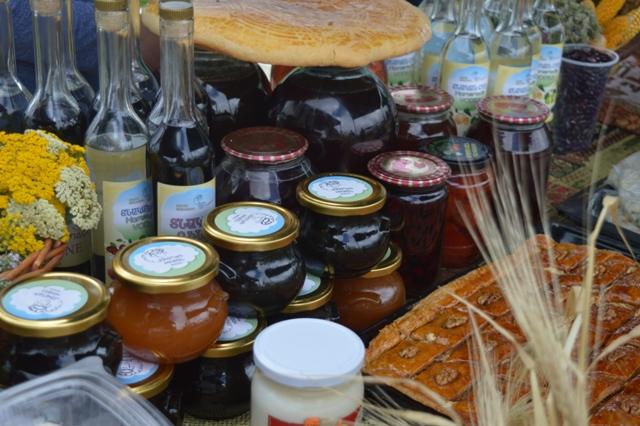 Local products of Syunik Region