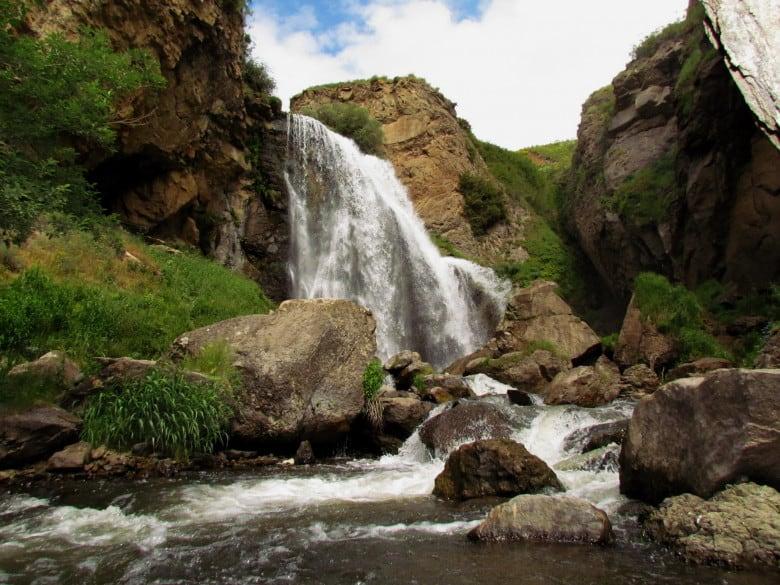 Trchkan Waterfall