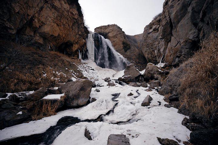 Trchkan in winter