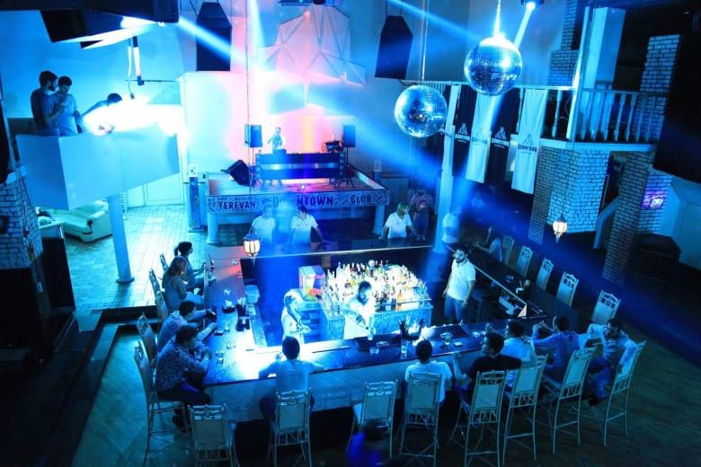 Club in Yerevan
