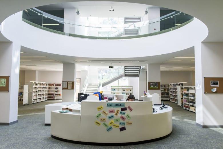 UWCD library