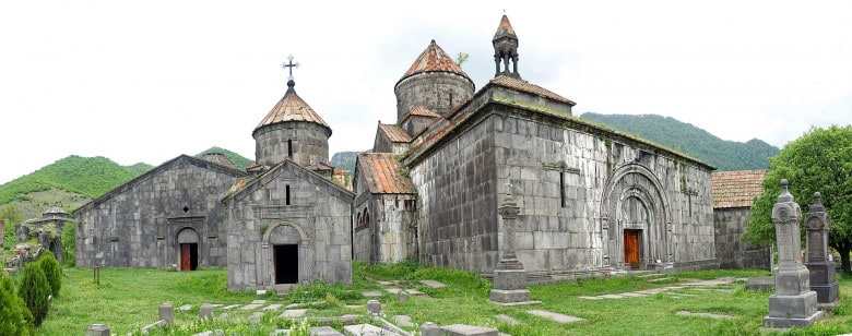 Haghpat Monastery is in UNESCO's World Heritage list