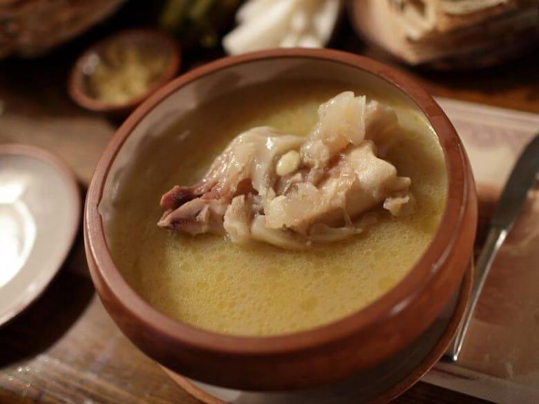 Taste Armenian Khash