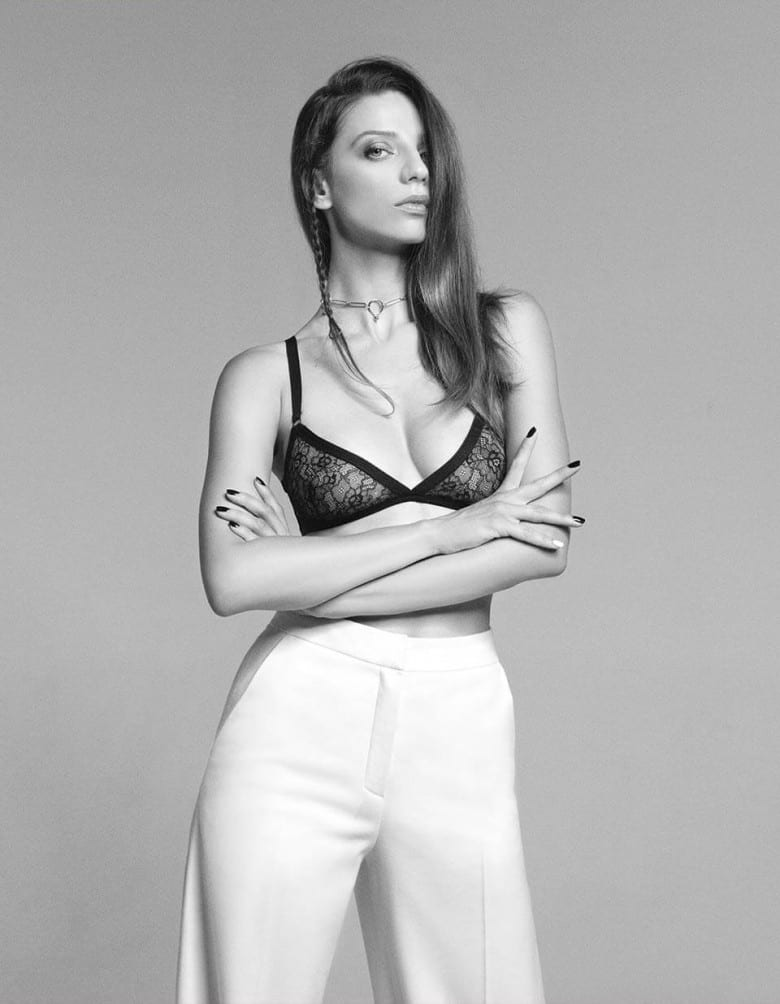 The beautiful Armenian lady-Angela Sarafyan