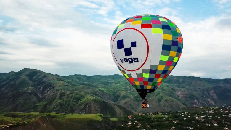 Try Hot Air Balloon Rides in Armenia