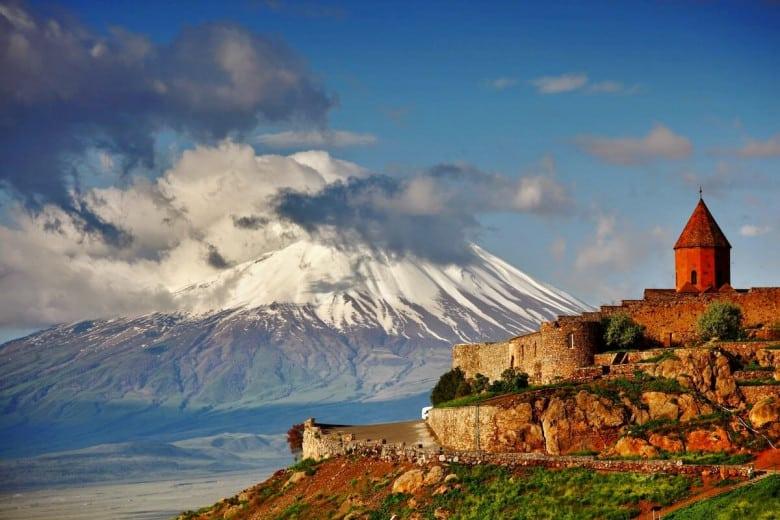 The religion of Armenia