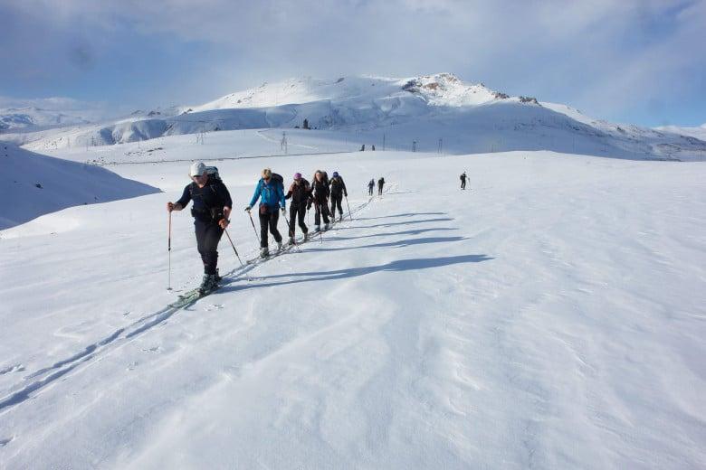 Ski tours in Armenia